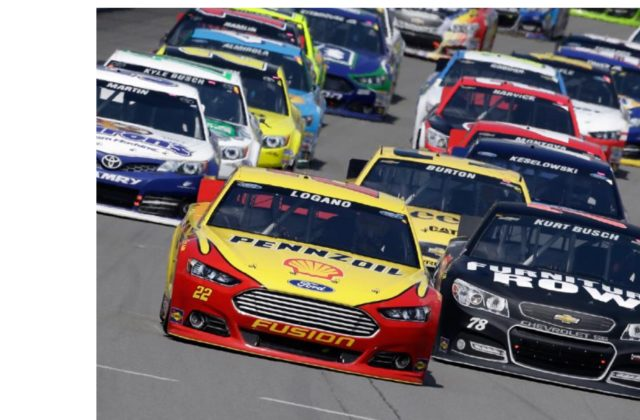 High Bright Monitors for Outdoor Auto Racing