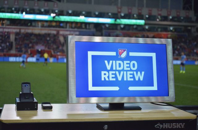 Sports Review Video Monitors
