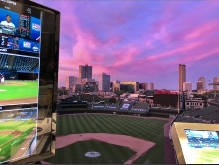 Waterproof Monitors for MLB
